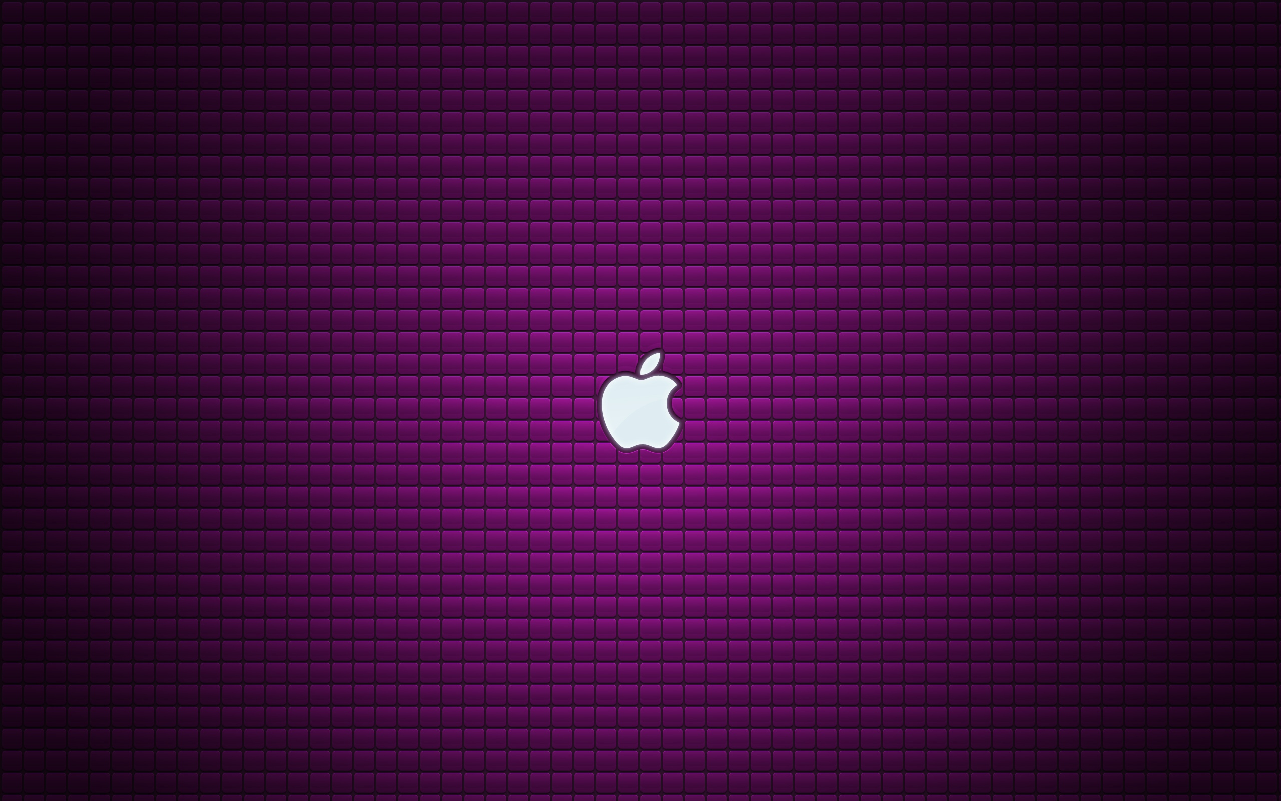 Purple mac logo